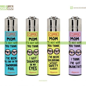 Clipper Large Decorado Mom Quotes - 245