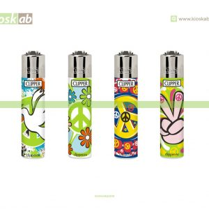 Clipper Micro Decorado Hippie Colors 2 - 267