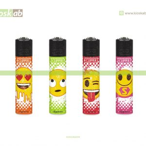 Clipper Micro Decorado Super Emoji + BW - 270