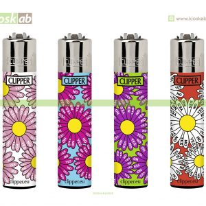 Clipper Large Decorado Daisies 7
