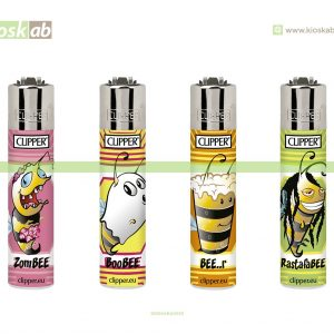 Clipper Micro Decorado Bees 2
