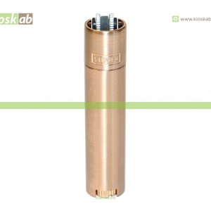 Clipper Isqueiro Large Metal Rose Gold Mate