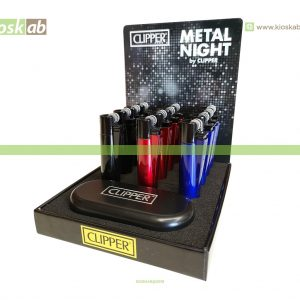 Clipper Isqueiro Large Metal Night (12)