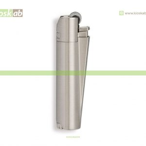 Clipper Large Metal Pipe Lighter Brilho