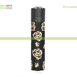 Clipper Large Metal Rose of Rose Gold