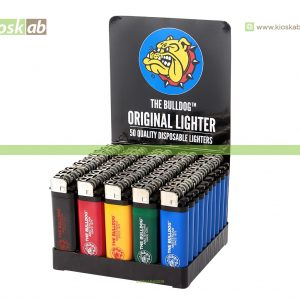 The Bulldog Amsterdam Original Lighter (50)