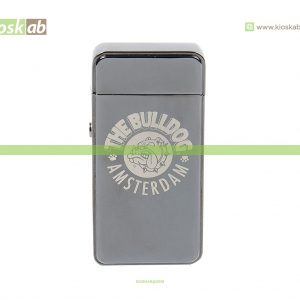 The Bulldog Amsterdam Lighter Plasma Titanium