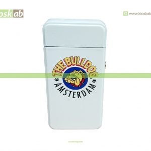 The Bulldog Amsterdam Lighter Plasma White