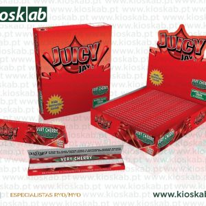 Juicy Jays Ks Slim Very Cherry (24)