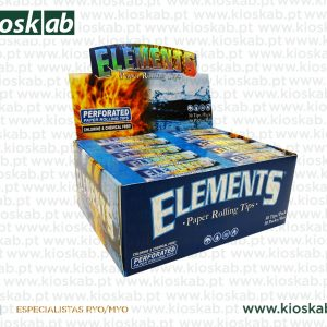 Elements Perforated Tips 17Mm