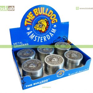The Bulldog Amsterdam Grinder Metálico MT2 (6)