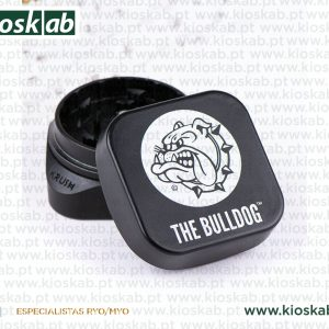 The Bulldog Amsterdam Grinder Krush Black