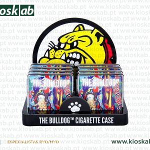 The Bulldog Amsterdam Cigarreira Art