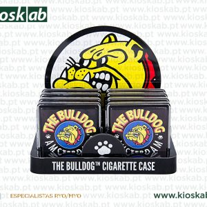 The Bulldog Amsterdam Cigarreira Logo