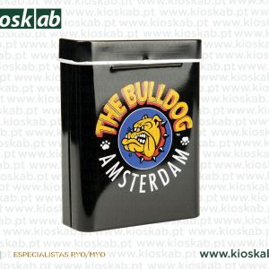 The Bulldog Amsterdam Cigarreira Lata