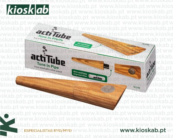 Actitube Tune In Olive Wood