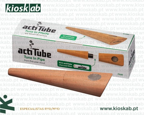 Actitube Tune In Pear Wood
