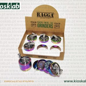 Ragga Grinder Alu Handle Rainbow (6)