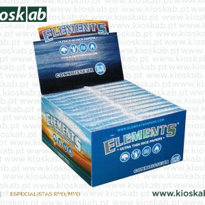 Elements King Size + Tips (24)