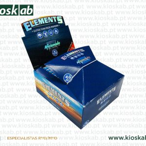 Elements Aficionado King Size Slim (15)