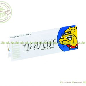 The Bulldog Amsterdam Regular White (25)