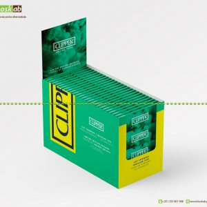 Clipper Green Regular (100)