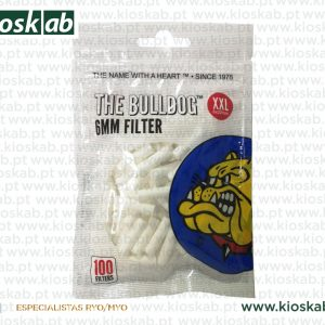 The Bulldog Amsterdam Filtros Slim Long