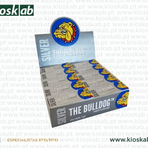 The Bulldog Amsterdam Silver Tips