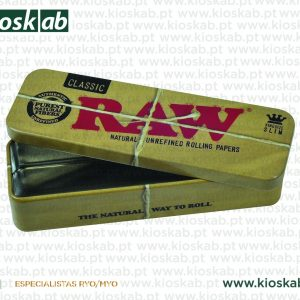 Raw Metal Cone Caddy KS