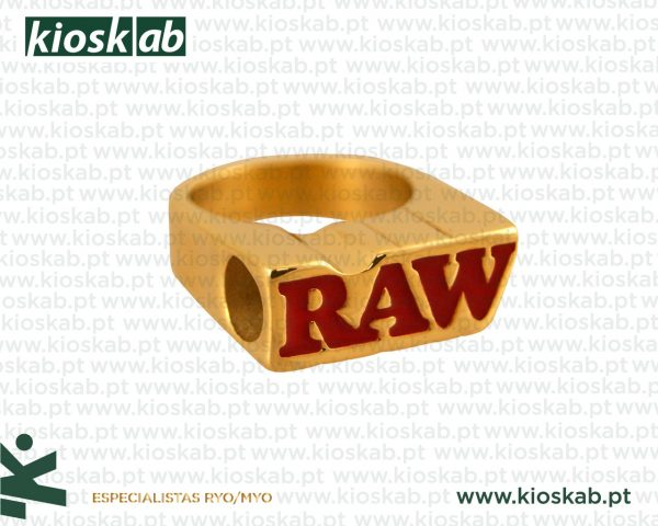 Raw Smoker Ring 12