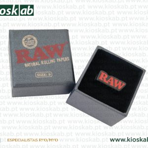 Raw Smoker Black Ring 10