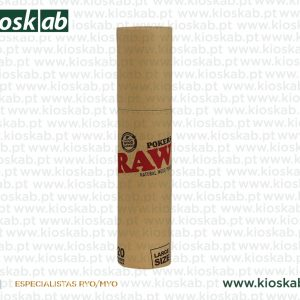 Raw Wooden Pokers Large (20)