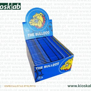 The Bulldog Amsterdam King Size Blue (50)
