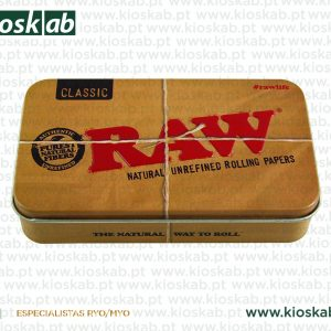 Raw Metal Tin