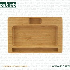 Buddies Bamboo Tray Mini