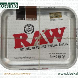 Raw Metal Rolling Tray Steel