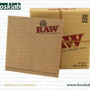 Raw Parch Pouch (20)