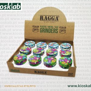 Ragga Grinder Metalico 4 Parts Bear Full (12)