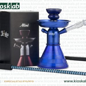 Leisha Shisha De Luxe Mini Blue