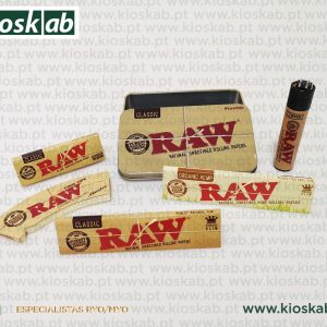 Pack Raw Tin
