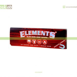 Elements Red 1 1/4 (25)