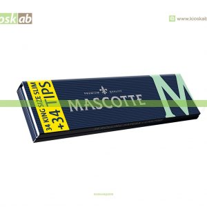 Mascotte King Size Slim+Tips M-Series (26)