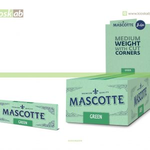 Mascotte Green Regular (50)