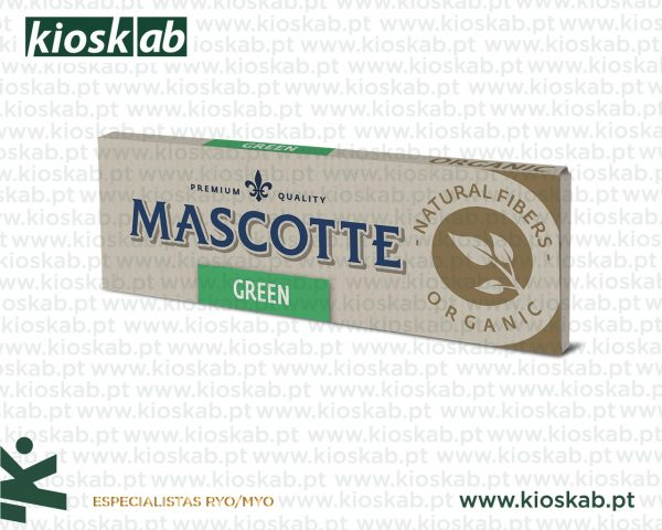 Mascotte Green Regular Organic (50)