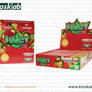 Juicy Jays Ks Slim Strawberry-Kiwi (24)