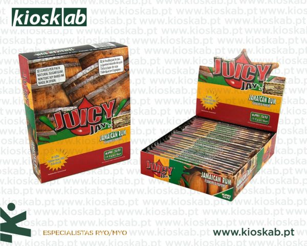 Juicy Jays Ks Slim Jamaican Rum (24)