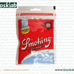 Smoking Filtros Ultra Slim Long (30)