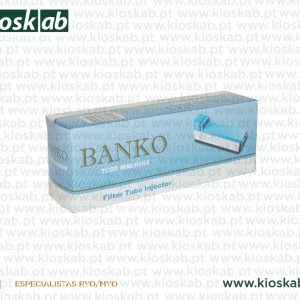 Banko Máquina De Tubos Simple