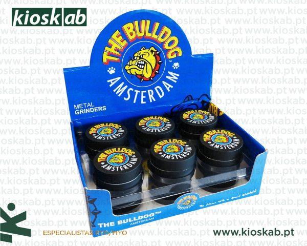 The Bulldog Amsterdam Grinder Metálico MT1 (12)
