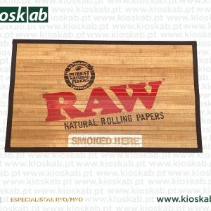 Raw Door Mat Small